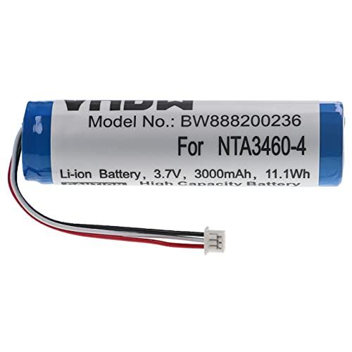 vhbw Akku passend für Philips Avent SCD620, SCD625, SCD630, SCD833, SCD843 Serie Babyphone - (Li-Ion, 3000mAh, 3.7V) - Ersatzakku Batterie
